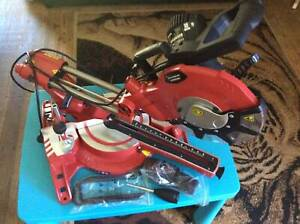 compound sliding mitre saw/drop saw new never used see pics for more d