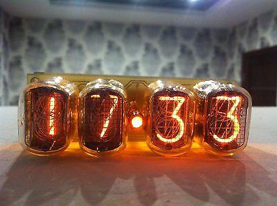 Nixie tube clock IN-12