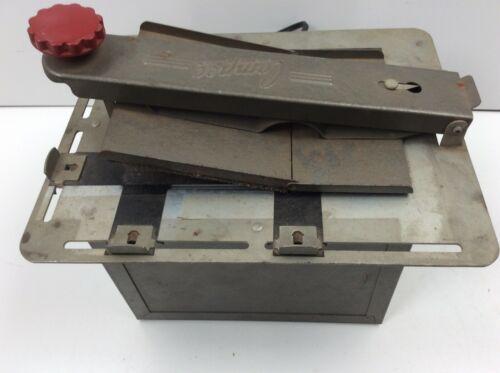 Vintage Compco Chicago Darkroom Contact Printer Photographic Equipment