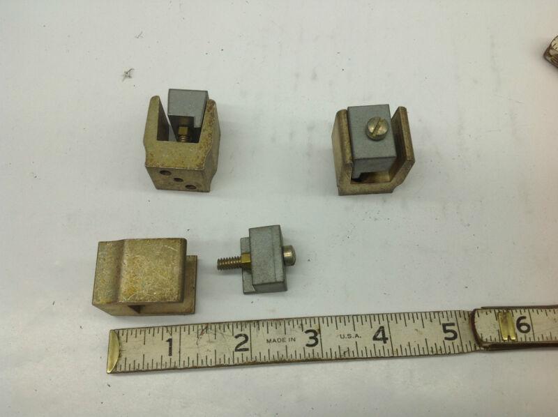 3- Allen Bradley Fuse Clip Kit Parts. UNKNOWN PART NUMBER