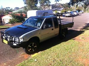 Holden rodeo 4x4 space cab Port Macquarie Port Macquarie City Preview