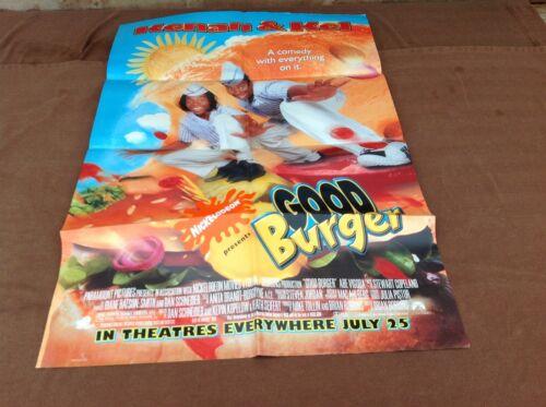 1997 Good Burger Original Movie House Full Sheet Poster