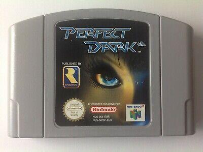 Perfekt Dunkel N64 Nintendo 64 N152G2