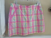 Lilly Pulitzer Skirt 8