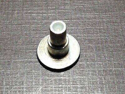 1pc NORS door lock plunger back plate rivet 1932-1939 Olds Cadillac Chevy Buick Deluxe Plunger Lock