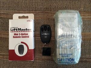 LIFTMASTER  377lm Wireless, Keyless Entry and Remote