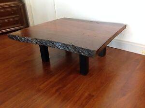 Unique Solid Table Coffee Table Mulgrave Monash Area Preview
