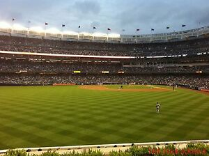 2 TB Rays vs New York Yankees 5/2 Tickets 3rd ROW BLEACHERS BIN = FREE BACK-SACK
