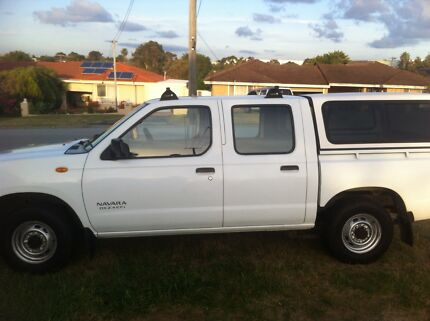 Nissan navara d22 2005 Spearwood Cockburn Area Preview