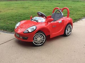 Convertible red electric sports car (not a Tesla) Cleveland Redland Area Preview