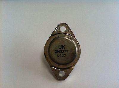 2n6277 Npn Power Silicon Transistor