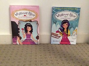 A girls pack - Whatever After books (new) and a sticky note pad Willaston Gawler Area Preview