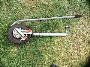 Ratchet jockey wheel Clarence Town Dungog Area Preview