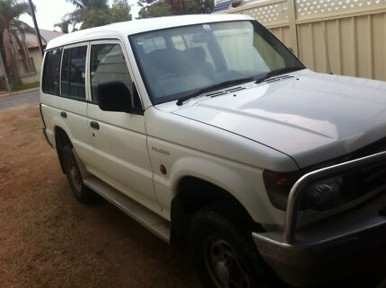 96 Pajero Port Pirie Port Pirie City Preview