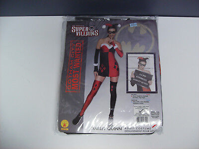 GOTHAM CITY MOST WANTED HARLEY QUINN WOMEN HALLOWEEN  COSTUME - Gotham City Costumes