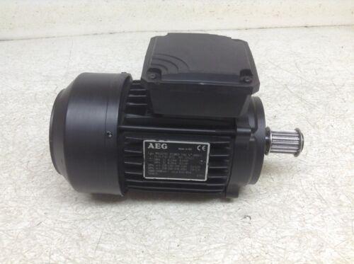 AEG AM63ZCA2 250-280/440-480 VAC 2800/3400 RPM 0.38/0.51 HP Motor (TSC)