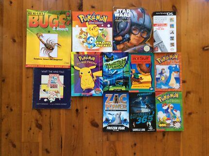 12 Book Bundle (6) Ashtonfield Maitland Area Preview