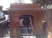 VINTAGE STYLE ROLL TOP DESK Mindarie Wanneroo Area Preview