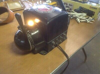 1950's Lionel Type-ZW 115 Volts - 60 Cycles - 275 Watts Transformer