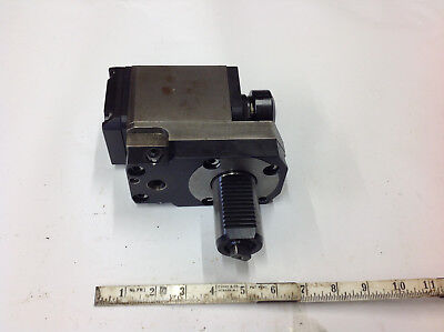 Hitachi Seiki Right Angle Live Collet Tool Holder Vdi-40 Shank New No Box