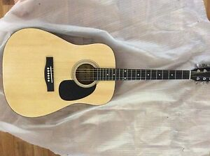 FOXTROT ACOUSTIC GUITAR 6 STRING MODEL NO. FRW42N Georges Hall Bankstown Area Preview