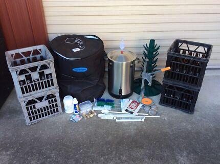 Complete home brew setup