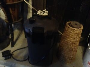 Marinland canister filter