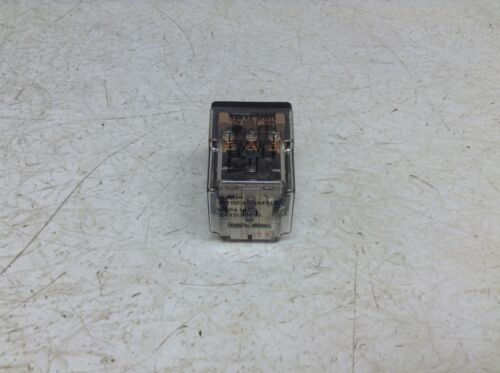 Potter & Brumfield AMF KRPA14AG Pilot Cube Relay 24 VAC Coil