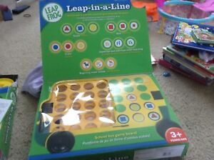 Leap-in-line by leap frog