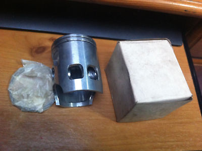 YAMAHA  RS125   PISTON AND RINGS  (NO PIN OR CLIPS) 1.00MM OVERSIZE   57.00MM