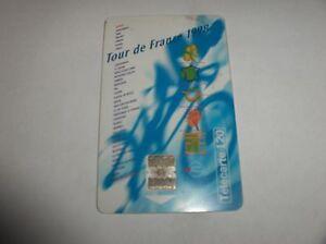 TELECARTE 120 - France - TELECARTE 120Tour de France 199806/98 Tirage 3 000 000 ex - France