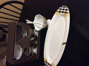 Server dishes and ice cream bowls brand new