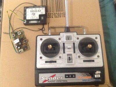 HENG LONG PCB BOARD AND RC HANDSETan