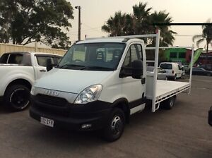 2012 IVECO DAILY 45C17  heavy duty tray 6 Pallets 6speed air condition Lansvale Liverpool Area Preview