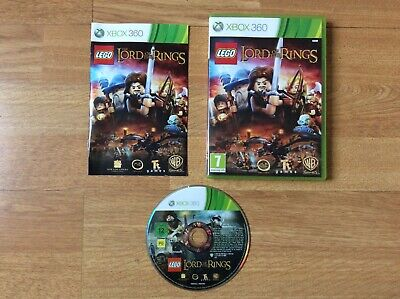 XBOX  360 LEGO The Lord of the Rings Game