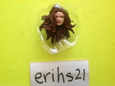 Marvel Legends X-Men Dark Phoenix Head #3 Only Loose Hasbro TRU Exclusive 2 Pack