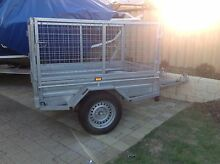 Cage trailer 6x4 Secret Harbour Rockingham Area Preview