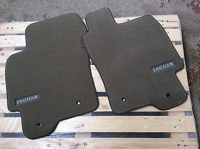 Jaguar X type All Wheel Drive Models Carpet Mat Set Mocha C2S51103AMB
