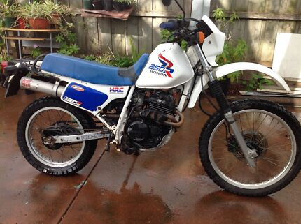 1987 Honda XL250R  Seaford Frankston Area Preview