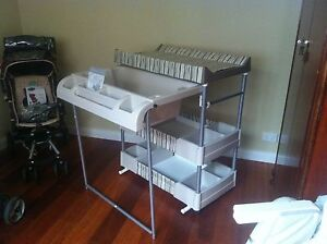 Baby change table Greenwith Tea Tree Gully Area Preview