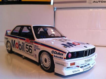 1:18 BIANTE AUTOART PETER BROCK BATHURST BMW
