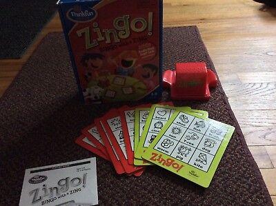 Zingo - Bingo with a Zing Game](Zingo Bingo)