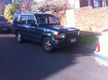 1997 Land Rover Discover - unregistered Templestowe Lower Manningham Area Preview