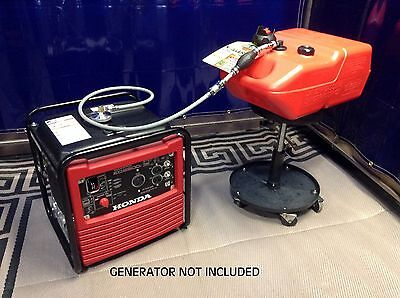 Honda Eg2800i Inverter Generator 6 Gallon Extended Run Fuel System