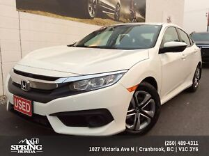 2016 Honda Civic LX $130 Bi-Weekly