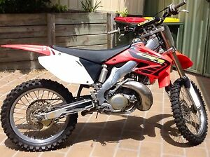 2002 Honda CR250R Anna Bay Port Stephens Area Preview