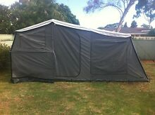 2011 Ezytrail Deluxe offroad camper trailer Highbury Tea Tree Gully Area Preview