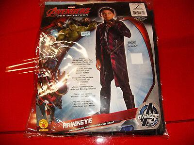 EYE CHILD HALLOWEEN COSTUME SMALL (Marvel Hawkeye Kostüm)