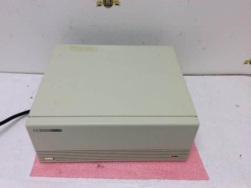 Hewlett Packard HP 7673 Autosampler Controller model18594B Lab Test Equipment