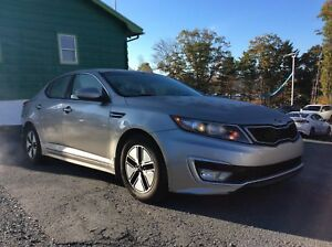 2012 Kia Optima HYBRID! - AMAZING FUEL MILEAGE - ALLOY WHEELS -
